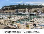 nice  france   july 11  2014 ... | Shutterstock . vector #235887958