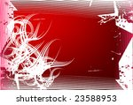 grunge background for your text | Shutterstock .eps vector #23588953