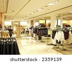 Department Store Shopping