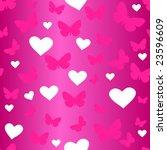 seamless vector wallpaper... | Shutterstock .eps vector #23596609