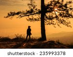 phu kradueng national park at... | Shutterstock . vector #235993378