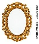 vintage frame | Shutterstock . vector #23601100