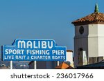 Malibu Famous Sign 2. Iconic...