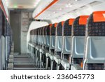 inside the airplane | Shutterstock . vector #236045773