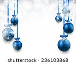 abstract background with blue... | Shutterstock .eps vector #236103868