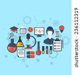 illustrations concept of... | Shutterstock .eps vector #236112319