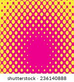 halftone background for concept ... | Shutterstock .eps vector #236140888