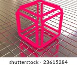 abstract image. 3d | Shutterstock . vector #23615284