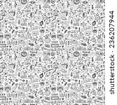 computer games   seamless... | Shutterstock .eps vector #236207944