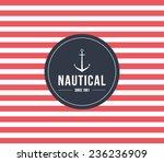 Nautical  Marine Background...
