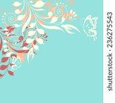 butterflies design | Shutterstock . vector #236275543