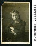 ussr   circa 1930s  an antique... | Shutterstock . vector #236333656