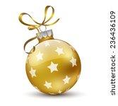 Christmas Ball.vector