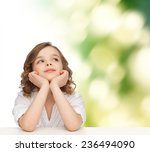 children  childhood  ecology... | Shutterstock . vector #236494090