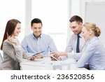 business  technology ... | Shutterstock . vector #236520856