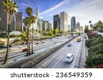 los angeles  california  usa... | Shutterstock . vector #236549359