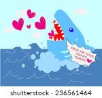 give me your heart | Shutterstock . vector #236561464