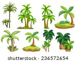 illustration of different kind... | Shutterstock .eps vector #236572654