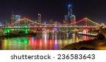 brisbane  australia  story... | Shutterstock . vector #236583643
