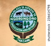 ngorongoro  tanzania   october... | Shutterstock . vector #236614798