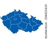 czech republic | Shutterstock .eps vector #236621614