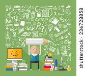 Education Concept Background  ...