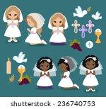 set of design elements for... | Shutterstock .eps vector #236740753
