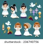 set of design elements for...   Shutterstock .eps vector #236740756