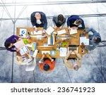 brainstorming planning... | Shutterstock . vector #236741923