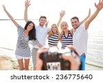 summer  sea  tourism ... | Shutterstock . vector #236775640