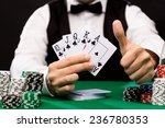Casino  gambling  poker  people ...