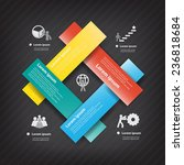 colorful vector design for... | Shutterstock .eps vector #236818684