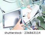 control of modern medical... | Shutterstock . vector #236863114