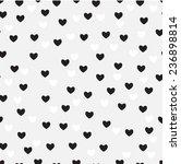 vector valentines day ... | Shutterstock .eps vector #236898814