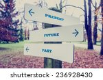 conceptual design of present ... | Shutterstock . vector #236928430