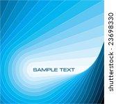 abstract background vector... | Shutterstock .eps vector #23698330