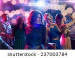 party  holidays  celebration ... | Shutterstock . vector #237003784