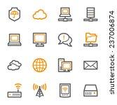 cloud computing   internet... | Shutterstock .eps vector #237006874