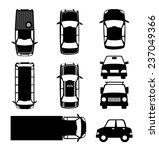 transport vector design. | Shutterstock .eps vector #237049366
