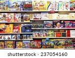 toronto  canada   november 02 ...   Shutterstock . vector #237054160