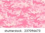 girly camo   Shutterstock .eps vector #237096673