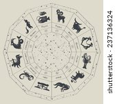 Zodiac Sign stock vectors - keyword analysis for relevant