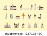 prague historical building | Shutterstock .eps vector #237139480