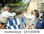 mondragon  france   june 01 ... | Shutterstock . vector #237143878
