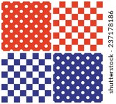 Tile Vector Pattern Set With...