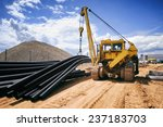 construction works ... | Shutterstock . vector #237183703