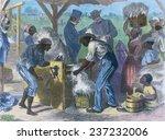 African American Slaves Using ...