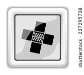 medical patch icon. internet... | Shutterstock . vector #237295738