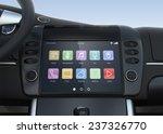 smart multimedia touchscreen... | Shutterstock . vector #237326770