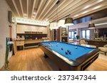 interior of a luxury living... | Shutterstock . vector #237347344